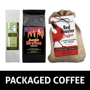 Packaged Gift Coffee