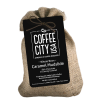 Coffee City USA burlap 8 oz Bag  - 3 ct