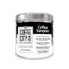 Coffee City USA Coffee Tin Sampler - 12 ct