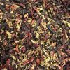Peppermint Hibiscus herbal tea