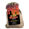 Skyline 8-oz burlap Seattle - 3 ct