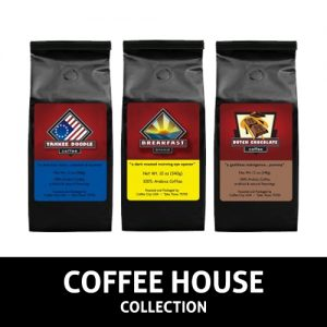 12-oz Coffee House Bags