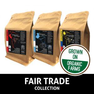 12-oz Fair Trade & Organic Single Origin Bags