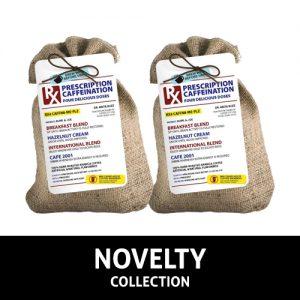 Novelty Burlap Samplers