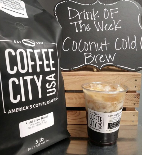 Cold Brew Blend coffee
