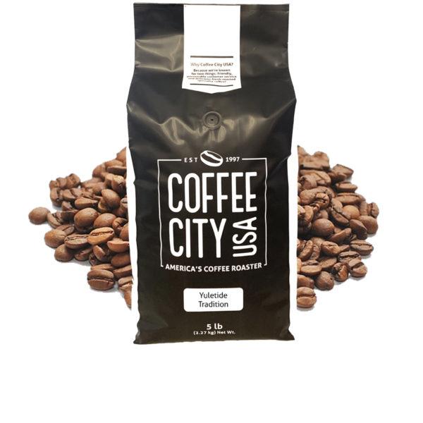 Yuletide Tradition coffee