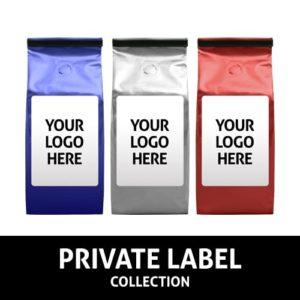 Private Label 12 oz collection