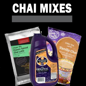 Chai Mixes