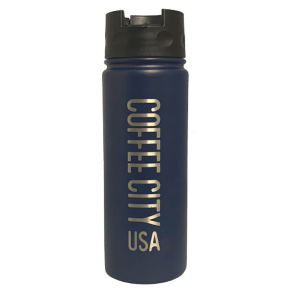 CCUSA Thermal Bottle 20 oz - BLUE