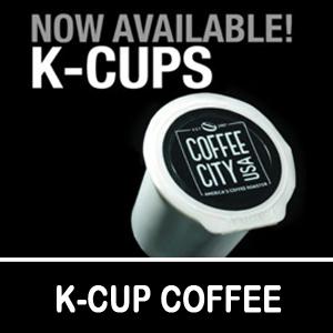 Coffee k-cup
