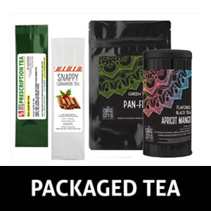 Packaged Tea Gift